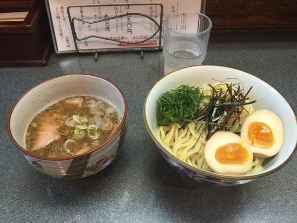 魚濃つけ麺