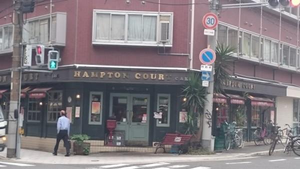 Cafe&Cakeハンプトンコート