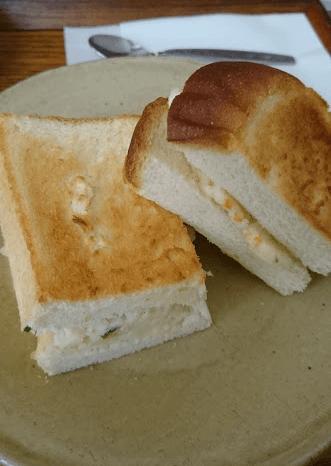 ポテサラサンド