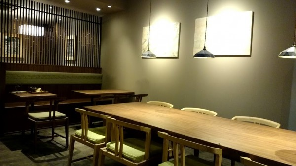 日本茶専門店CAFE大阪茶会