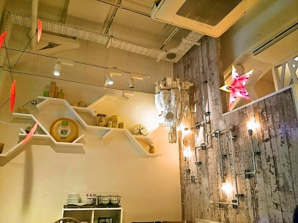 チーズ料理専門店CHEESE CRAFT WORKS 中崎