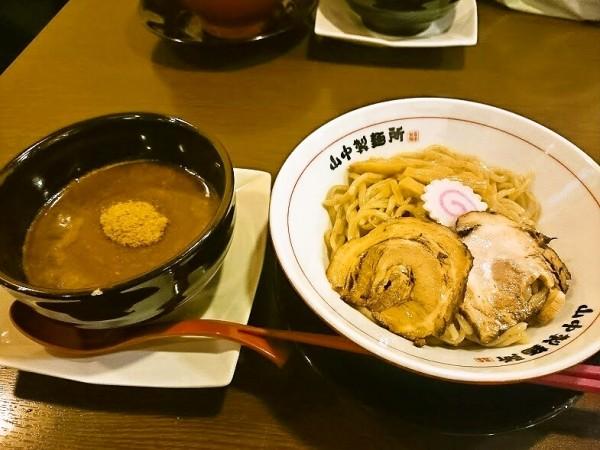 濃厚魚介鶏つけ麺