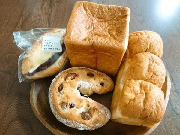 パンのお持ち帰り