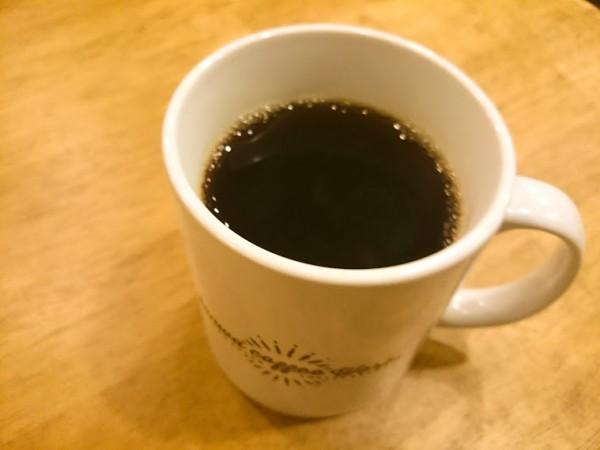 本日のおすすめコーヒー 500円