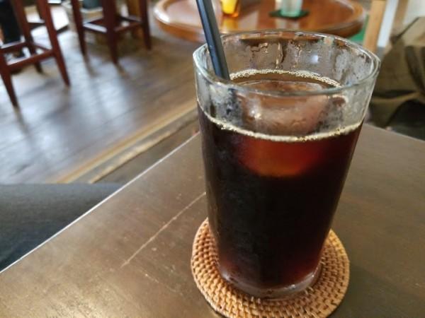 アイスコーヒー(マンデリン)600円