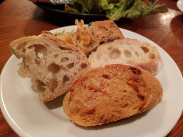 3回目のパン