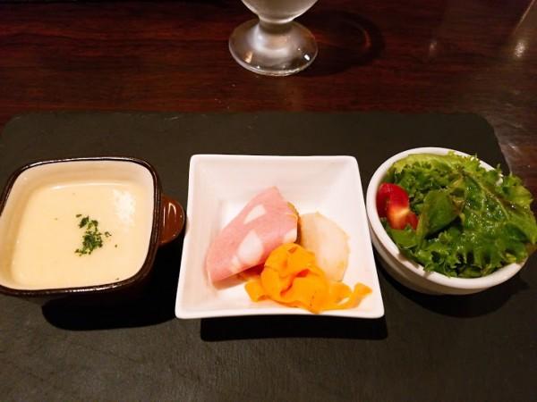 スープ・前菜・サラダ